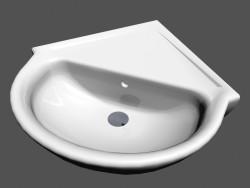 Console coin lavabo l pro r7 816 956