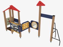 Children's play complex (4434)