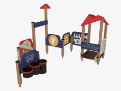 Complesso per giochi per bambini (4435)