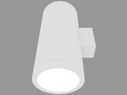 Wall lamp MEGASLOT UP-DOWN (S3949 150W_HIT_8)