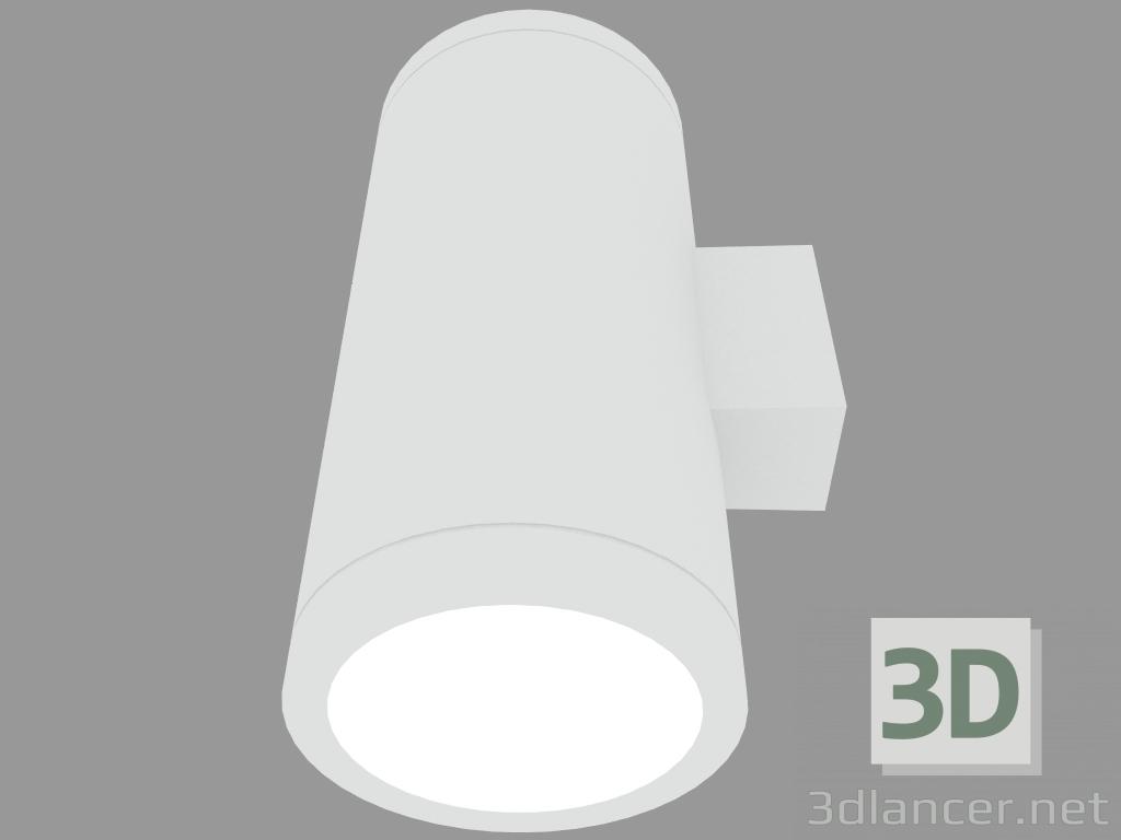 3 डी मॉडल दीवार दीपक MEGASLOT UP-DOWN (S3949 150W_HIT_8) - पूर्वावलोकन