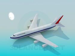 Aéronefs de passagers