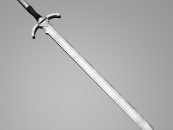 "Long Sword ""Righteous"""