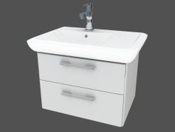 Wash basin with Life stand (89456)