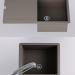 3d Franke Maris MRG 211-77 Sink with faucet Franke fox pro model buy - render
