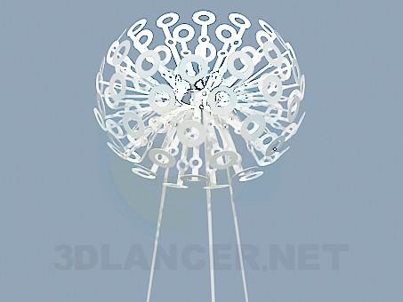 3d модель Комплекты освещения – превью