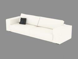 sofá moderno Triple