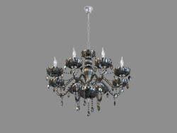 Chandelier A3964LM-8BK