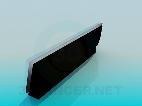 3d model Speaker System - preview