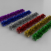 3d 3D Tinsel model buy - render
