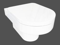 Vaso per WC sospeso Quattro (K63100)