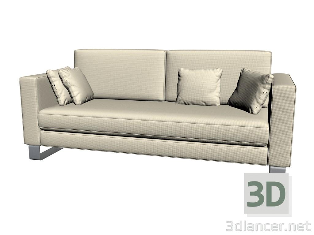 3d model Vida de sofá - vista previa