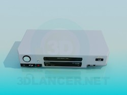 JVC videorecorder