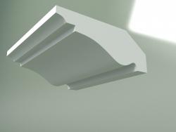 Corniche en plâtre (socle de plafond) KT132