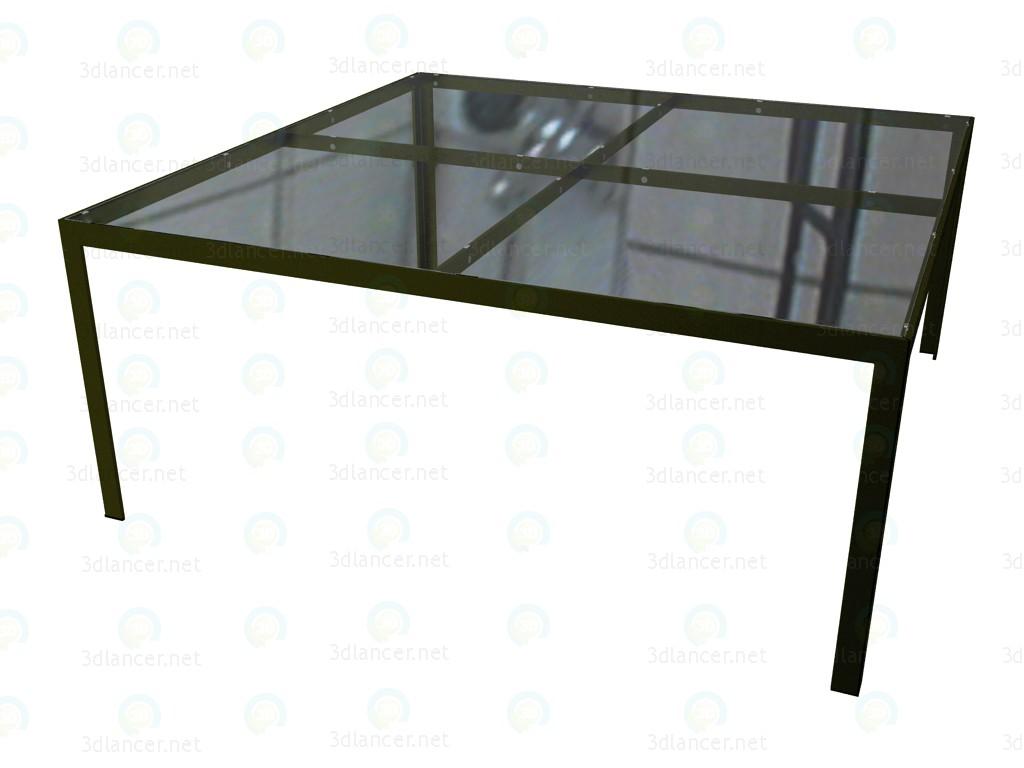 3d modell schreibtisch p1t1717v vom hersteller b b italia for Schreibtisch 3d modell