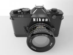 Câmera FE2
