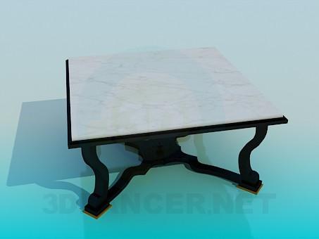 3d modeling Table model free download