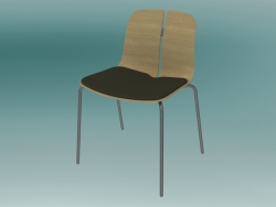 Chair stackable LINK (S123Р)