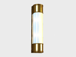 Бра настенное INDUSTRIAL TUBE SCONCE (SN036-2-BRS)