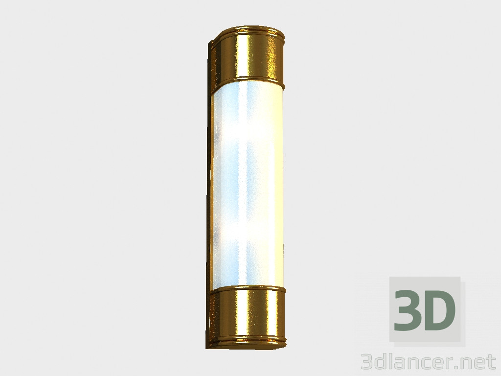 3d Model Sconce Wall Industrial Tube Sconce Sn036 2 Brs 3dlancer Net