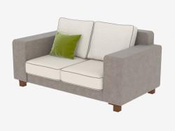 sofá recta