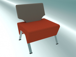 Single bench with high back (12)
