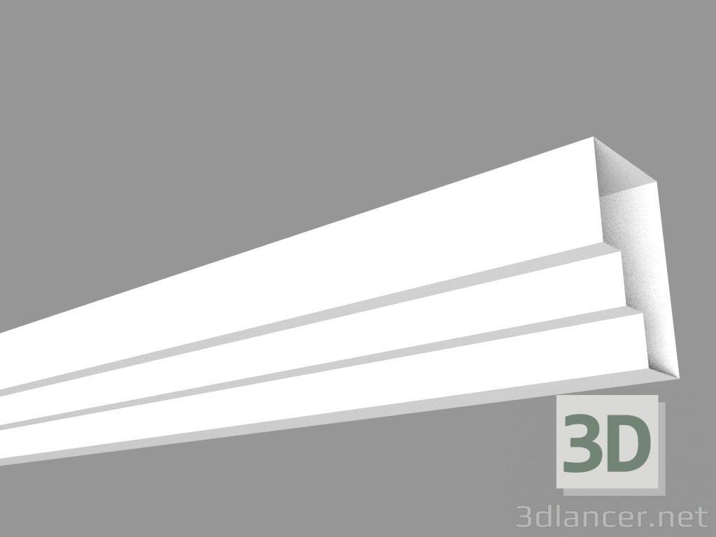 3d model Eaves front (FK12KG) - preview