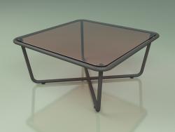 Coffee table 001 (Bronzed Glass, Metal Smoke)