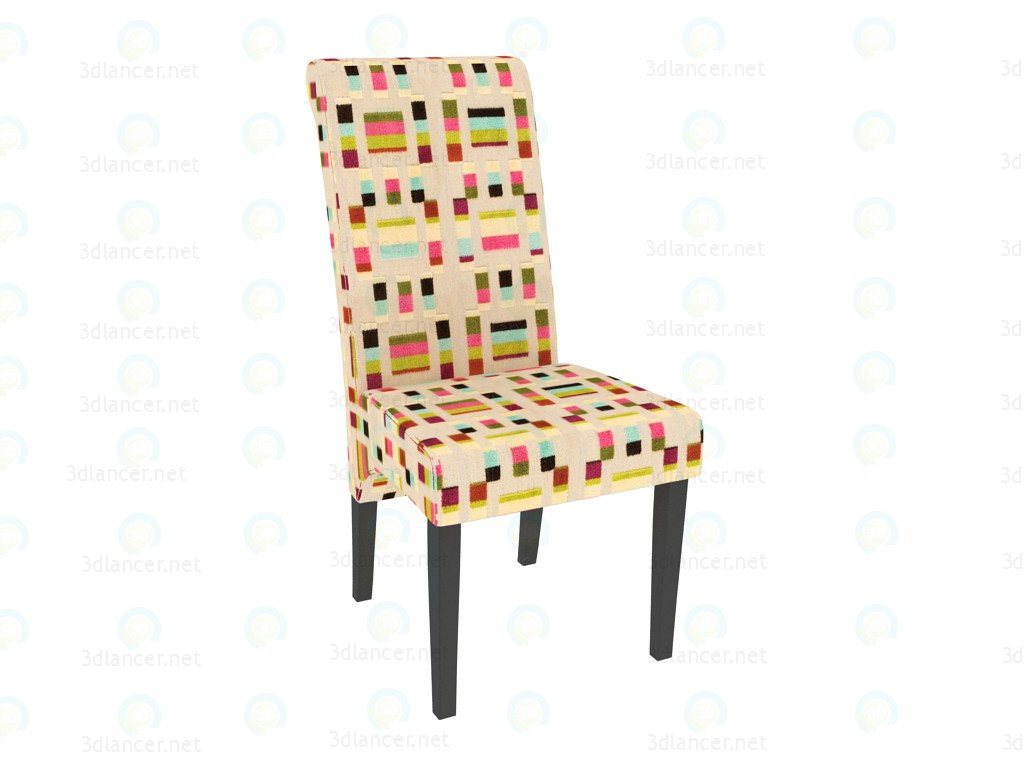 3d model Isis East Side Chair T005.517.11.277.00 - preview