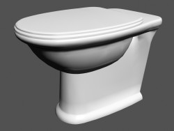 Toilet bowl Outdoor l swing wc2 823411