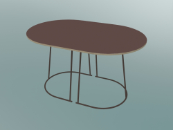 Coffee table Airy (Small, Plum)