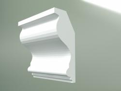 Corniche en plâtre (socle de plafond) KT140