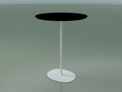 Tavolo rotondo 0649 (H 105 - P 79 cm, F02, V12)