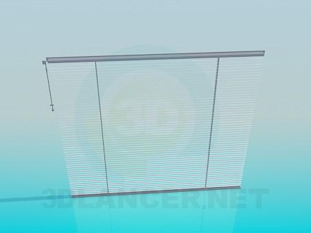 descarga gratuita de 3D modelado modelo Persianas