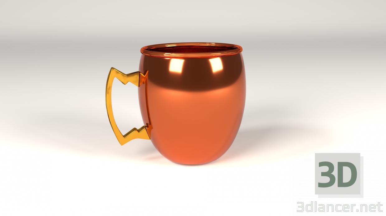 3d model Mug - preview