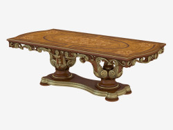 Dining table in classical style 106 (250cm)