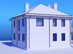 Casa em 2 andares