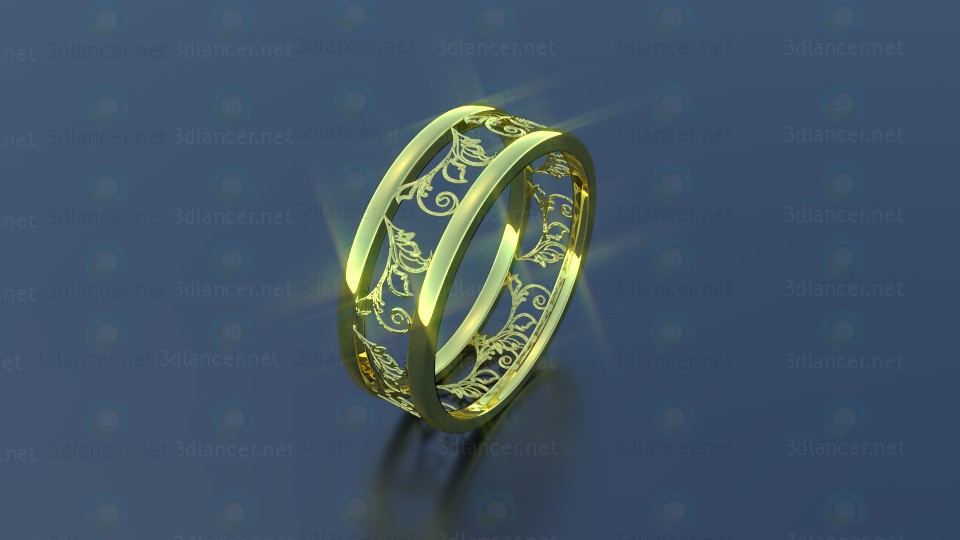 3d model Ring 5 - preview