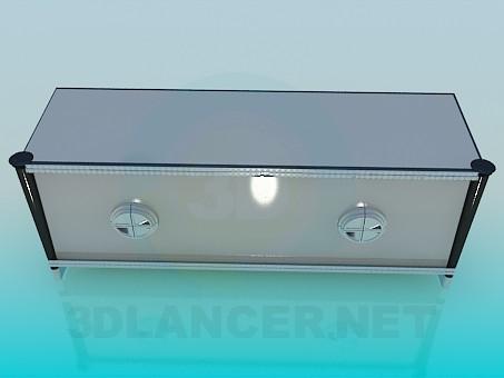 3d modeling Bench model free download