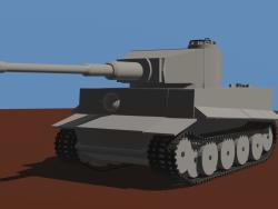 "Tank ""Tiger"""