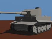 """टैंक """"टाइगर"""""""