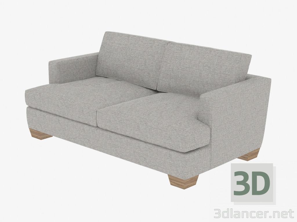 Modelo 3d Sofá-cama doble (170) del fabricante Flexform ... - photo#48