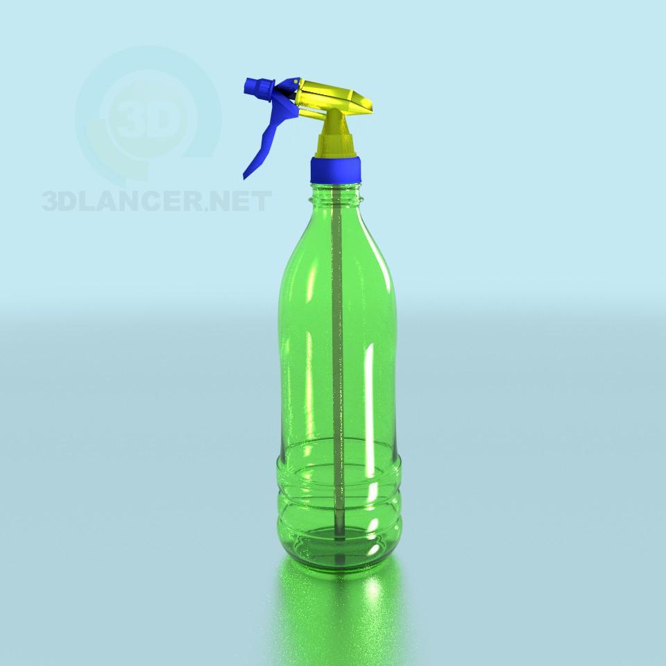 descarga gratuita de 3D modelado modelo aerosol