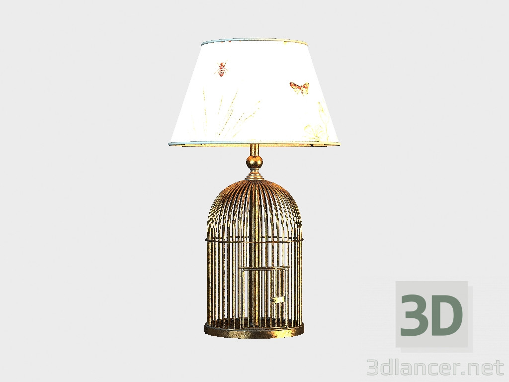 3d model lamp metal birdcage table lamp 1 015902 manufacturer 3d model lamp metal birdcage table lamp 1 015902 preview aloadofball Image collections
