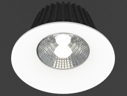Built-in LED light (DL18838_9W White R Dim 3000K)