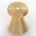 3d Sofa table stool gold Bangor LA REDOUTE INTERIEURS model buy - render