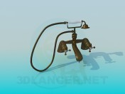 Faucet in antique style