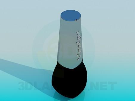 3d model Nail polish - preview