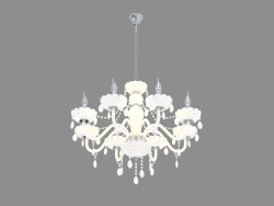 Chandelier A3964LM-8WH