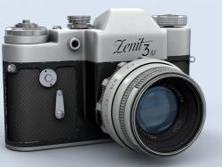 фотоаппарат Zenit